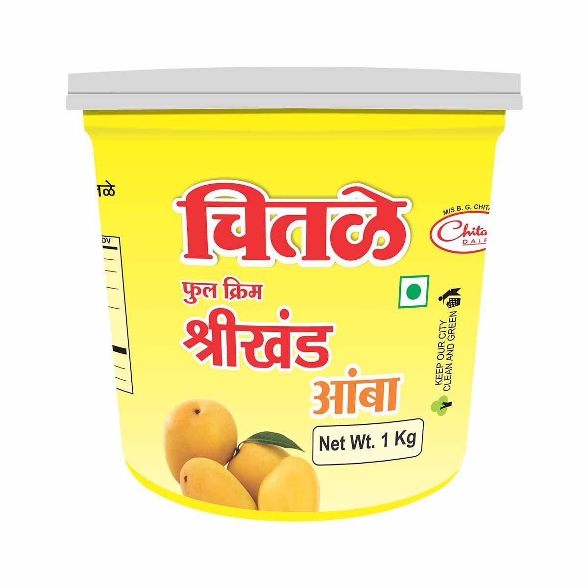Full Cream Shrikhand Amba